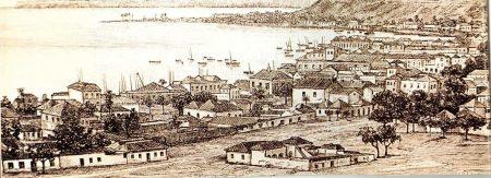 Cidade de Luanda, aquarela, http://pt.wikipedia.org/wiki/Angola