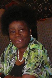 A decana da Faculdade de Letras, Amélia Arlete Mingas, coordenadora do Convenio e do Projeto Kadila na UAN.